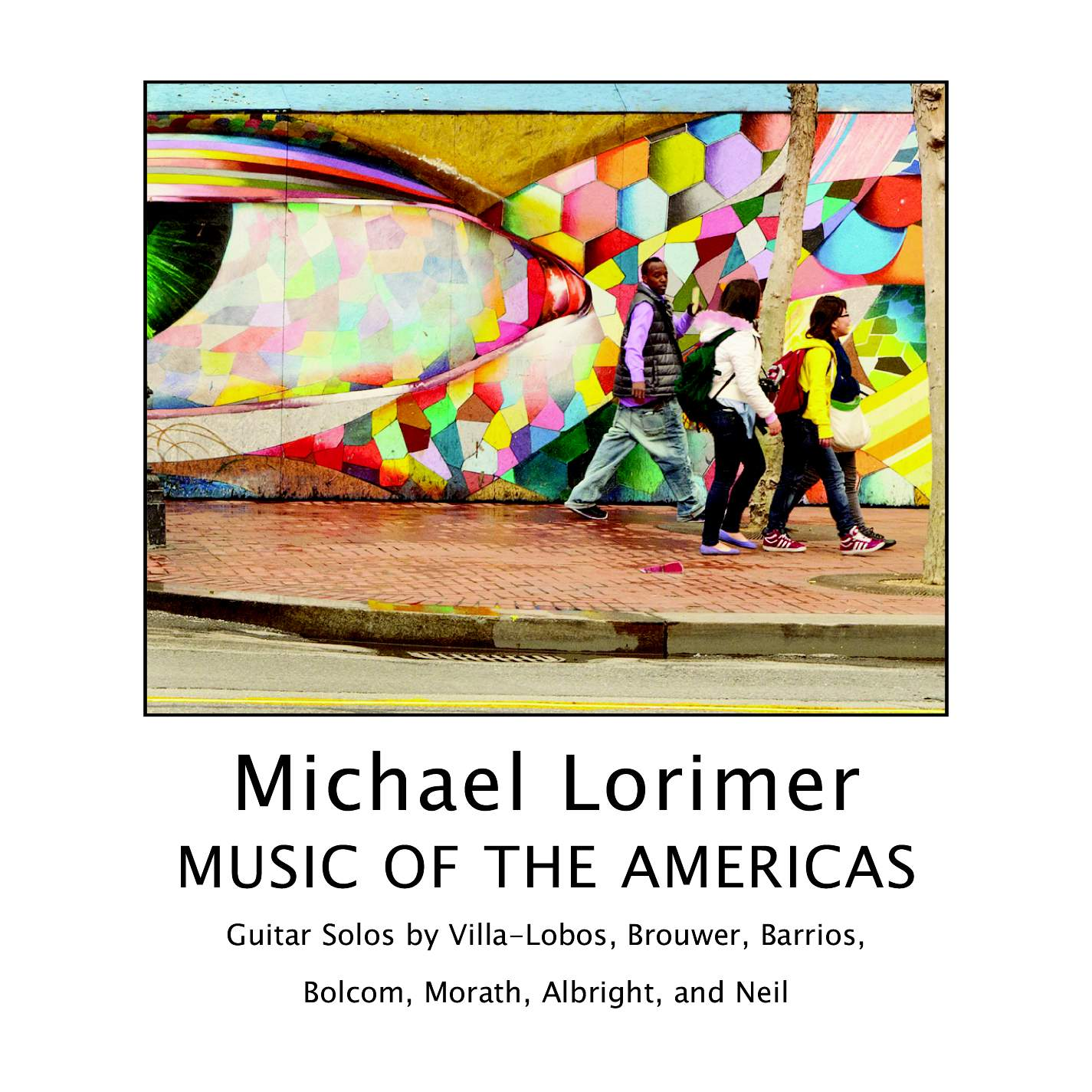 Music of the Americas -- CDBaby A